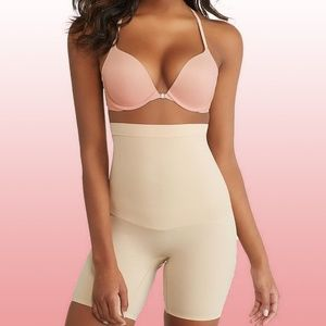 SS5715 Shape My Day High Waisted Mid Thigh Shaper